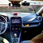 Wnętrze pojazdu szkoleniowego Renault