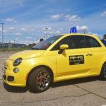 Nowy samochód - FIAT 500