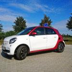 Samochód szkoleniowy OSK Ab-As na kurs prawa jazdy kat B automat Poznań